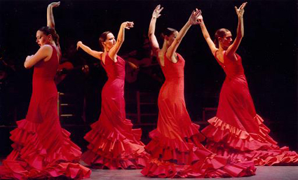 spectacle danse flamenco