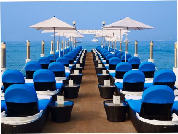 Cannes ponton Martinez