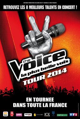 Affiche The Voice