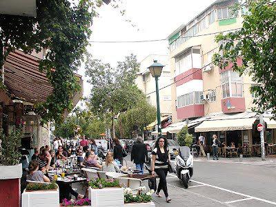 Rue Sheinkin