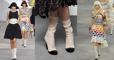 Chaussettes Chanel 2014