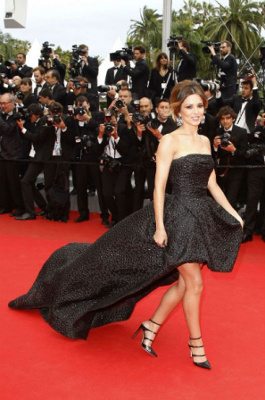 Cheryl Cole Cannes 2014