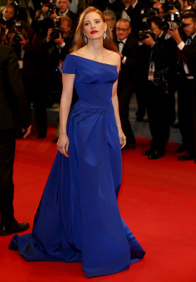 Jessica Chastain Cannes 2014