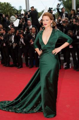 Léa Seydoux Cannes 2014