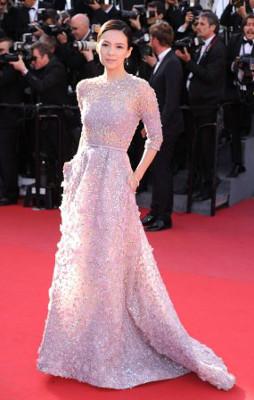 Zhang Ziyi Cannes 2014