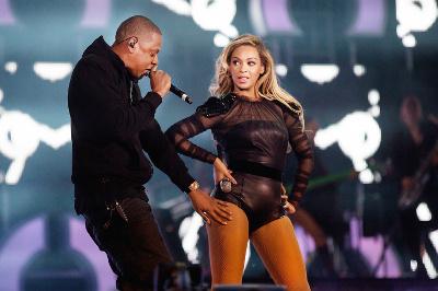 Beyoncé et Jay-Z concert