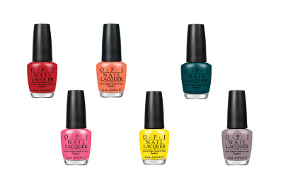 Collection Brazil by OPI