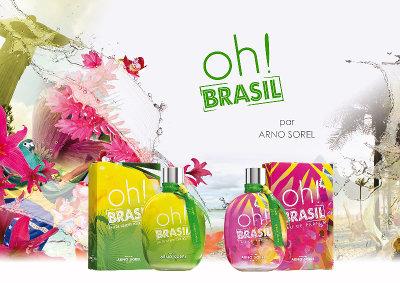 Parfums Oh ! Brasil
