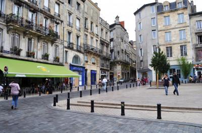 Place Fernand Lafargue Bordeaux
