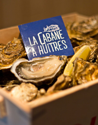 Biarritz huitres