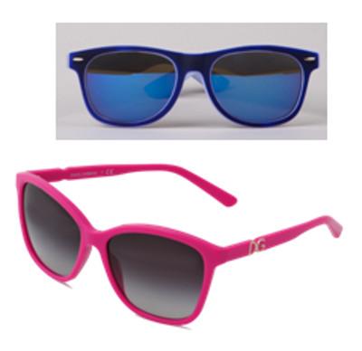 lunettes colorées