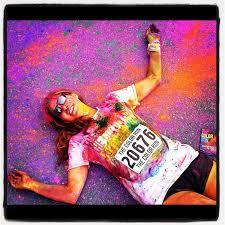 participante The Color Run