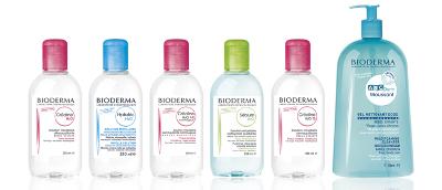eau micellaire bioderma