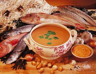 soupe de poisson Le Touquet