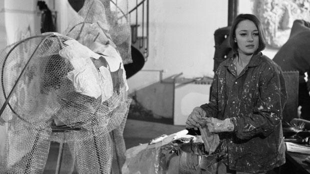 Niki de Saint Phalle atelier expo