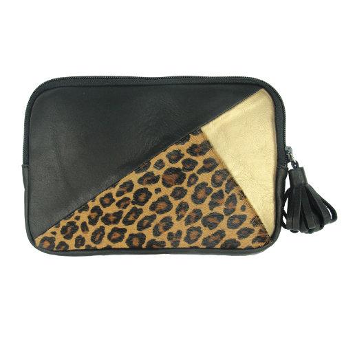 housse leopard