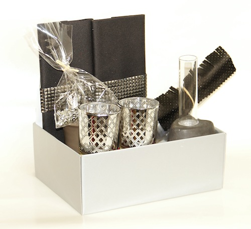 deco table box Saint Valentin