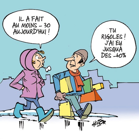 soldes froid