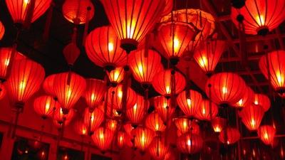 fête des lanternes nouvel an chinois