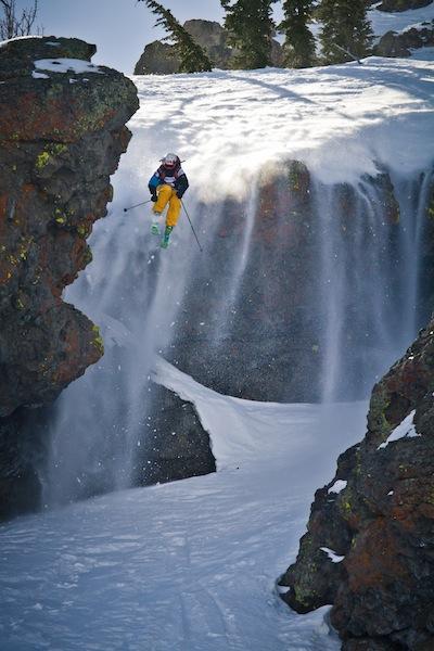 leo selmett free ride ski