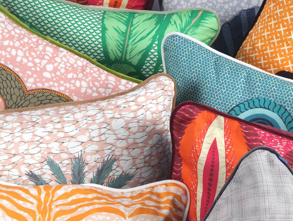 Coussin printaniers