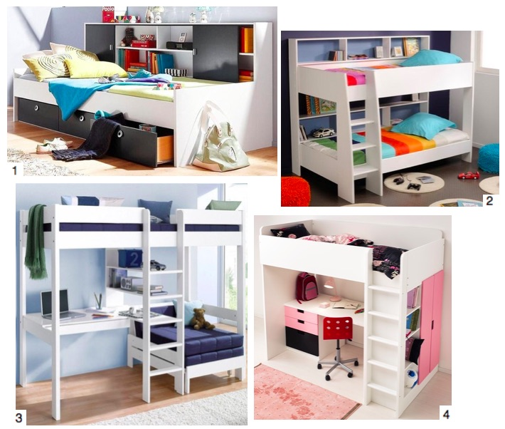 Comment Aménager Une Petite Chambre Trucs De Nana - Lit 2 places petite chambre