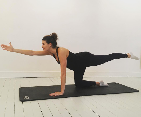 pilates prenatal