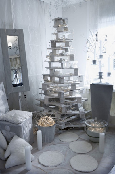 Decoration sapin noel insolite