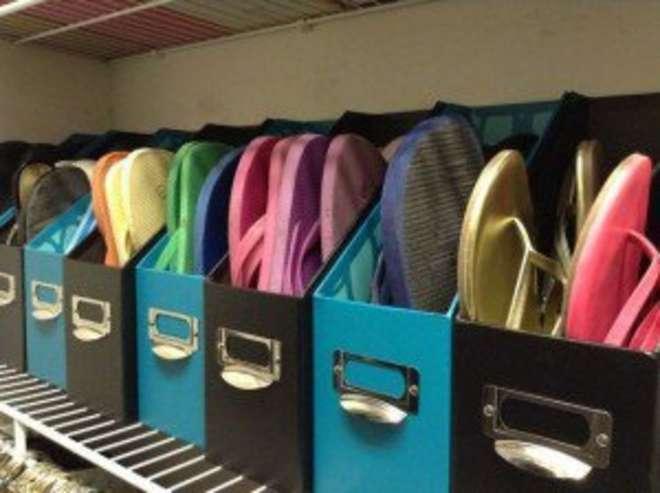 Diy Rangement Chaussures les meilleures idées pour ranger ses chaussures - trucs de nana