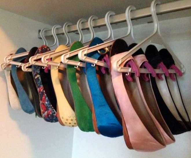Les meilleures idées pour ranger ses chaussures - Trucs De Nana