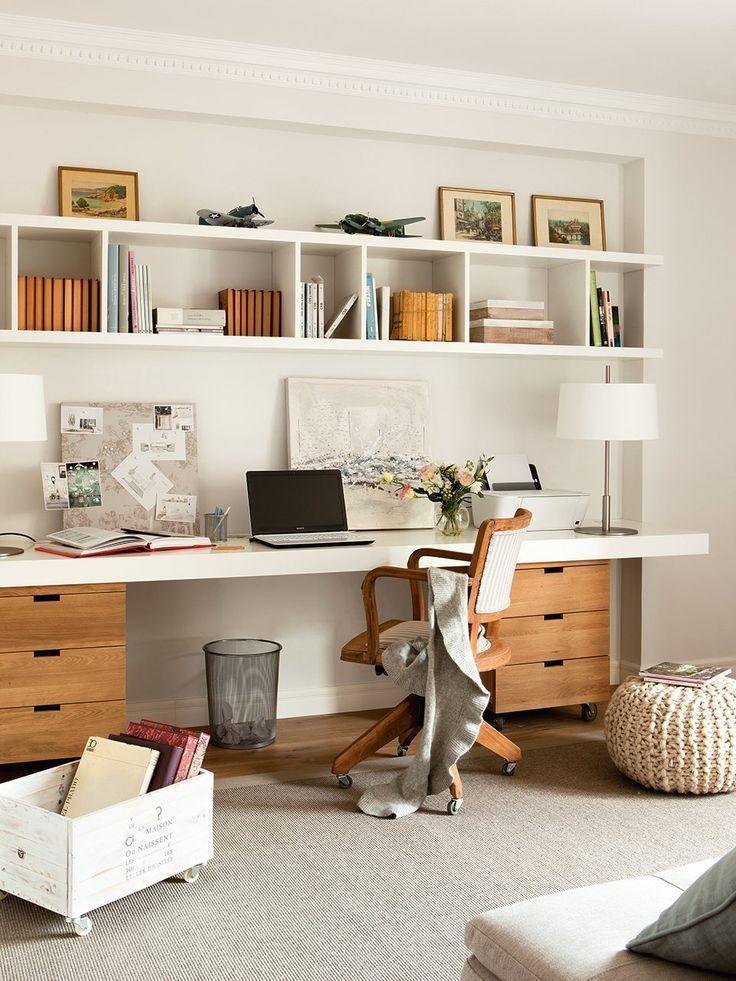 Agréable Amenager Un Bureau #7: Choisir Un Mobilier Confortable Et Stylé