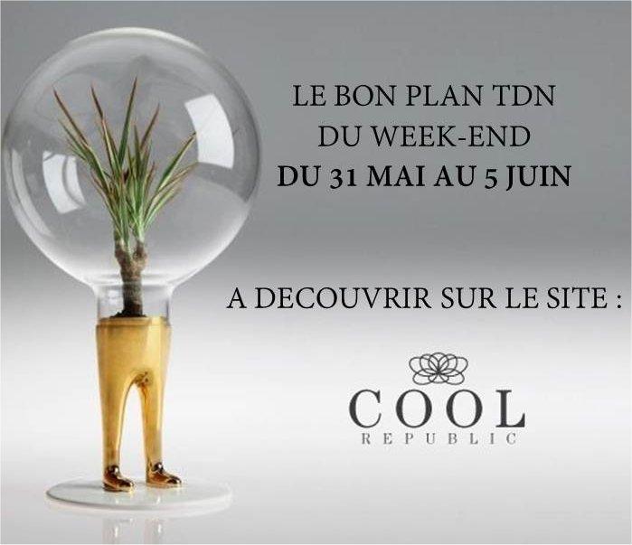 le bon plan du week end chez the cool republic trucs de nana. Black Bedroom Furniture Sets. Home Design Ideas