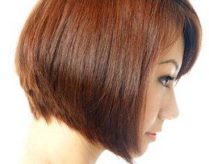 Coupe courte cheveux epais boucles femme