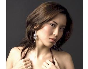 Couleur sur cheveux asiatique