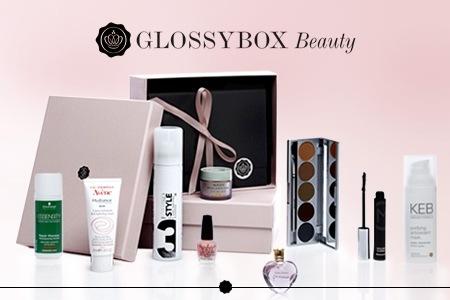 glossybox des cosm tiques haut de gamme tester tous les mois pour 13 euros trucs de nana. Black Bedroom Furniture Sets. Home Design Ideas