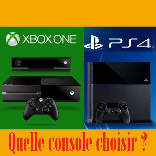 Xbox one vs ps4 quelle console choisir pour no l - Quelle console choisir ps ou xbox one ...