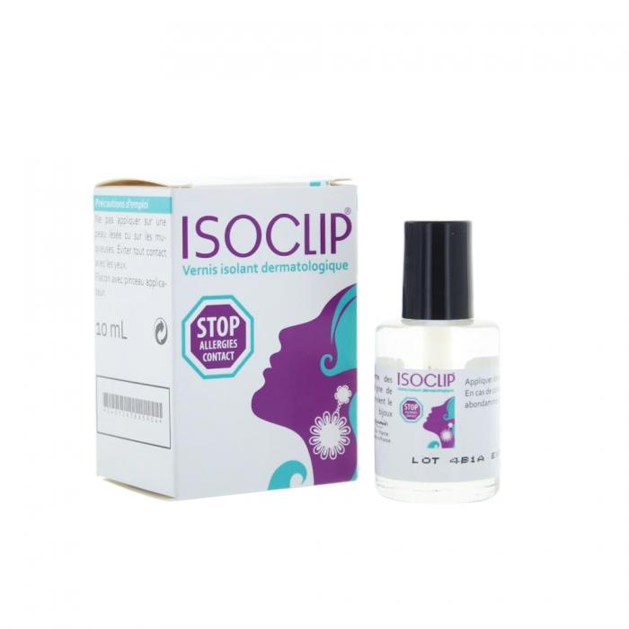 vernis isoclip