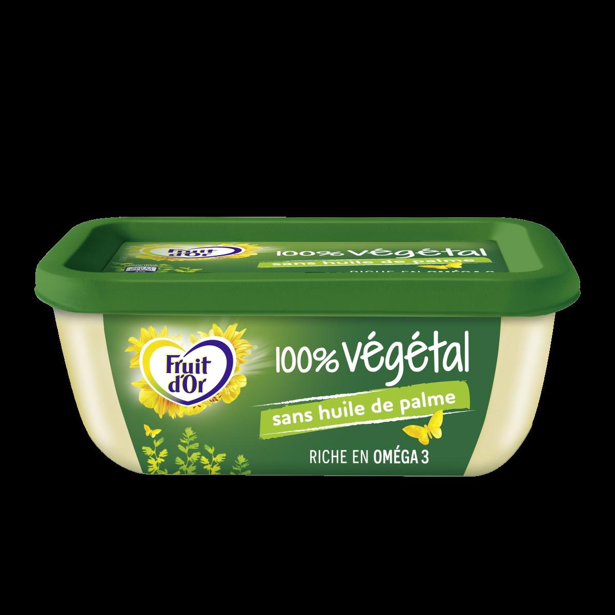 fruit d'or végétale recette