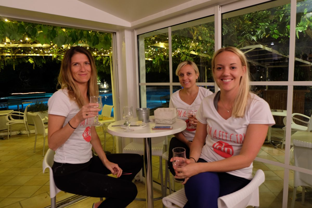 yoga'n wine aix en provence set club