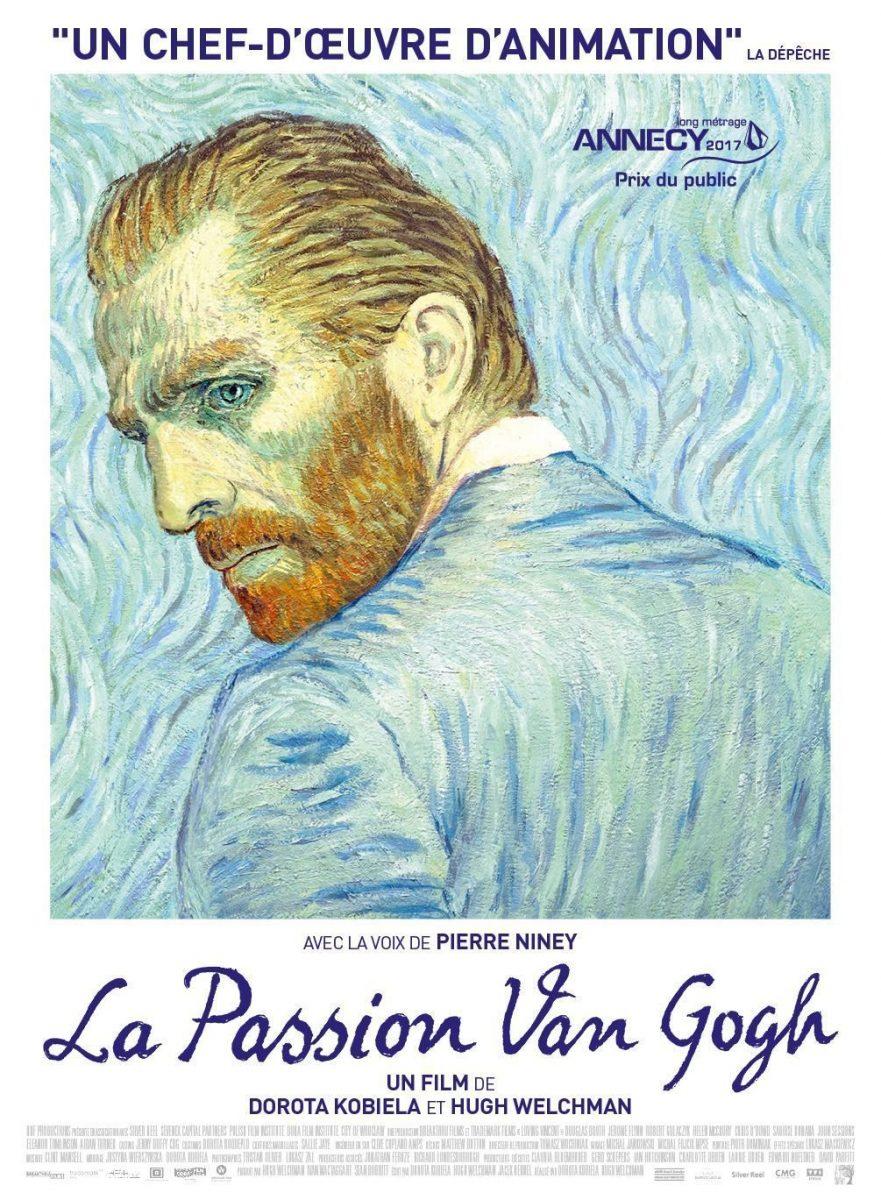 Jeu concours La Passion Van Gogh