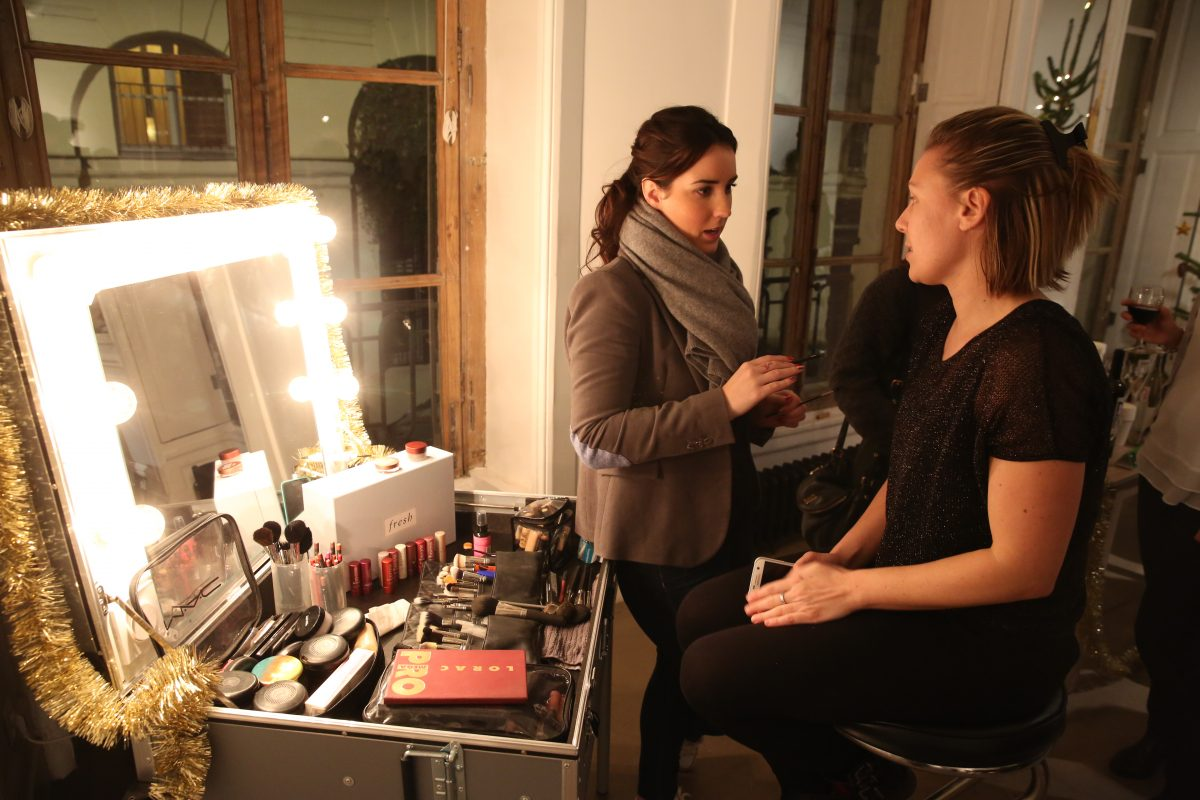 make-up-xmas-party