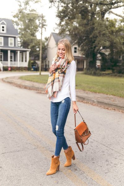 scarf-look