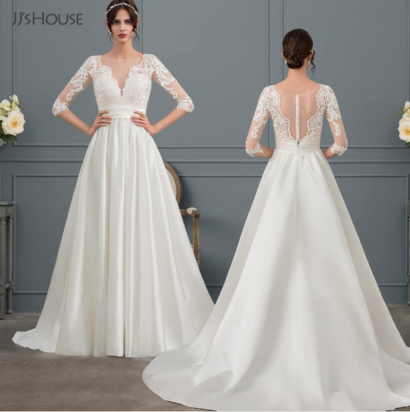 robe de mariée - jj house