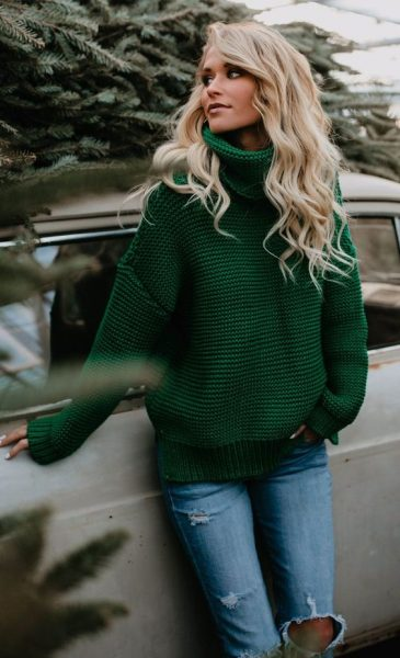 pull fluide hiver