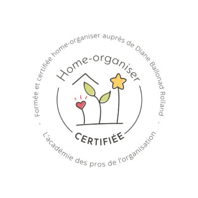 Macaron-Home-organiser-certifiée-Formation-Devenir-home-organiser