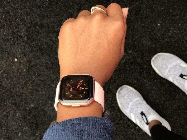 Course-odyssea-fitbit-montre