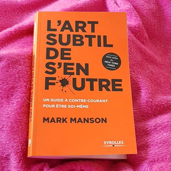 lecture-Mark Manson